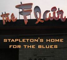 The Flair-Stapleton's Home for the Blues